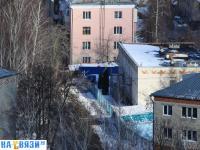 Вид на ул. Красина 7 с высоты