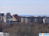 Вид на микрорайон Волжский-3