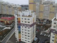Вид на ул. Радужная 3