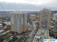 Дома на улице Радужная