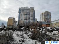Вид на ул. Радужная 10к1