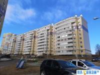 Вид на ул. Радужная 13