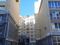 Въезд во двор ул. Маркова 12