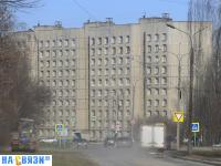 Дорожные знаки на улице Шумилова