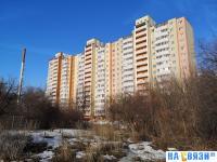 Вид на ул. Ярославская 72
