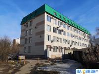 Обратная сторона ул. Ярославская 76
