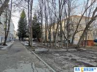 Сквер по улице Кооперативная
