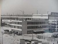 Строительство ЧЗПТ - Столовая