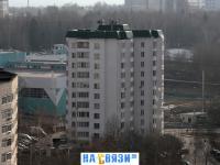Вид на ул. Афанасьева 9к2