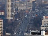 Вид на улицу Калинина
