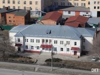 Вид сверху на Ярославская 48