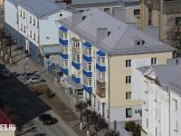 Вид сверху на ул. Дзержинского 16