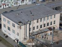 Вид сверху на Ярославская 39