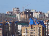 Вид на крыши в СЗР