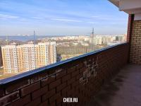 Вид с общего балкона