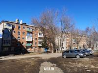 Двор домов по улице Максимова