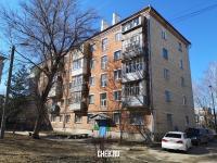 Двор дома ул. Максимова 7