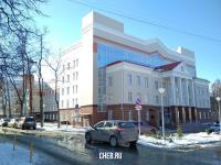 Новая больница на проспекте Ленина