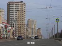 Чебоксарский проспект