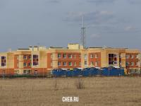 Детский сад. ул. Новогородская 6