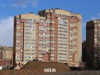 Вид на ул. Миначева 21