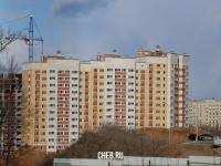 Вид на ул. Миначева 11к1