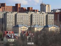 Вид на бульвар Миттова 17