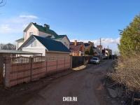 Коттеджи на улице Лебедева