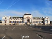 Вокзал железнодорожный вокзал в Чебоксарах