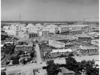 Посёлок Текстильщиков, 1960 год