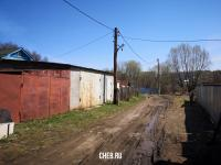 Улица Красногорская вдоль дач