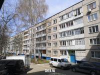 Двор дома ул. Тимофея Кривова 13