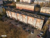 Вид на ул. Гайдара 1