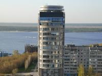Вид с боку на ул. Гайдара 5