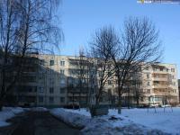 Дом 14 по улице Кадыкова