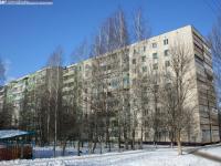 Дом 17 по улице Кадыкова
