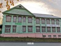 Деревянный дом Калинина 32