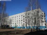 Дом 11 по улице Кукшумская