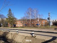 Вид на ул. Заовражная 47