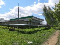 Забор Ярмарки на Гладкова