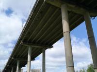 Под Гагаринским мостом