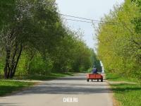 ул. 2-я Чандровская: Самая зеленая улица Чебоксар