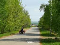 ул. Вторая Чандровская: Самая зеленая улица Чебоксар