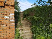 Пешеходная лестница