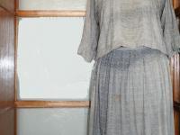 Одежда мордовки в этнографическом музее исторического факультета