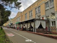 Пешеходная дорожка у Шашлыкофф