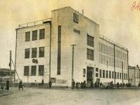 здание Главпочтампта на ул. Нижегородской 7