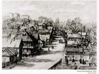 Улица Нижегородская, 1974 год