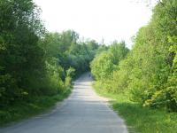 Дорога к Ядринскому шоссе