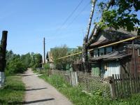 Частный сектор вдоль улицы Калинина